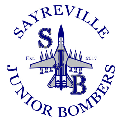 Sayreville Bombers Pins
