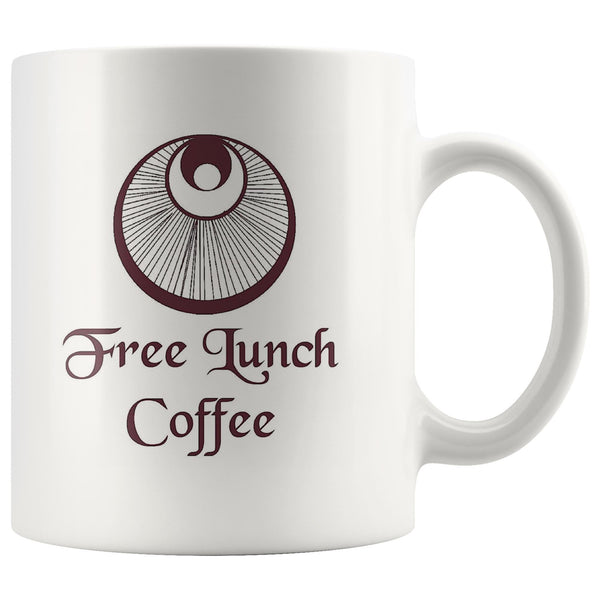 Drinkware - Free Lunch Coffee - 11oz Mug