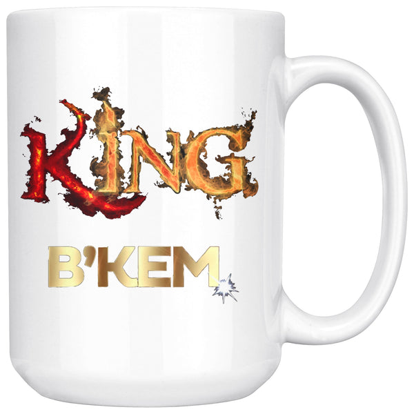 Drinkware - King B'Kem - 15oz Mug