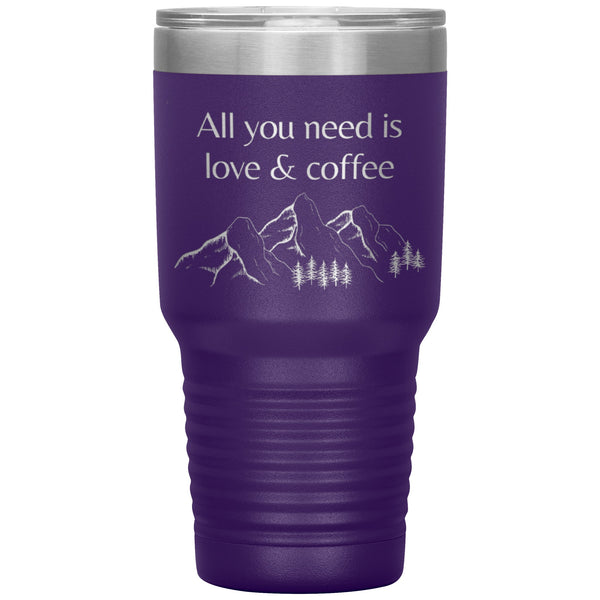 Tumblers - 30oz Multi Color - All You Need