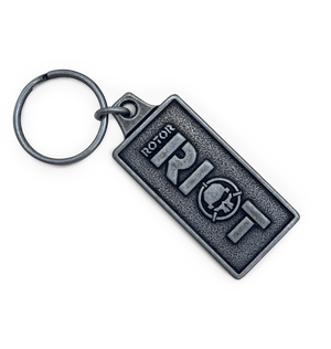 Rotor Riot Keychain