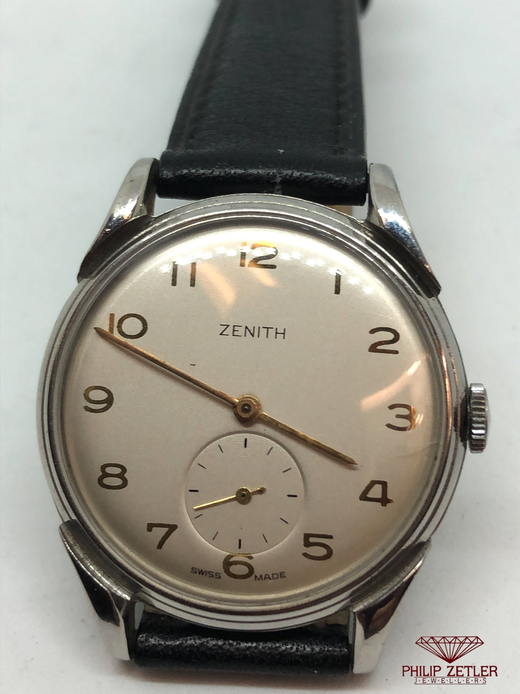 Zenith Vintage Watch 1950s