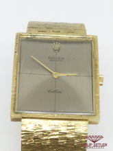 Load image into Gallery viewer, Rolex Cellini 18ct Unisex- Ladies Watch