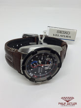 Load image into Gallery viewer, Seiko Steel Velatura Yachting Watch