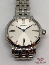 Load image into Gallery viewer, Seiko Steel Ladies Watch