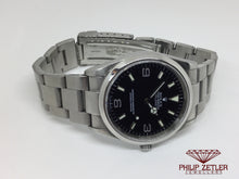 Load image into Gallery viewer, Rolex Stainless Steel Explorer1 - Model 114270