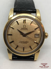 Laden Sie das Bild in den Galerie-Viewer, Omega Seamaster Vintage  Automatic (1950s)