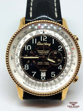 Load image into Gallery viewer, Breitling Navitimer Montbrillant 1903 Special Edition (2003)18ct