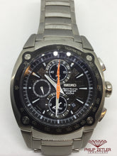 Laden Sie das Bild in den Galerie-Viewer, Seiko Alarm Chronograph Timer