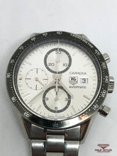 Load image into Gallery viewer, TAG Heuer Carrera Chronograph Date