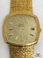 Afbeelding in Gallery-weergave laden, Piaget Automatic Date 18ct