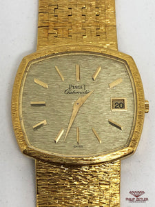 Piaget Automatic Date 18ct