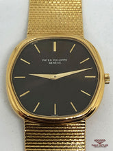 Load image into Gallery viewer, Patek Philippe Ellipse Vintage 18ct