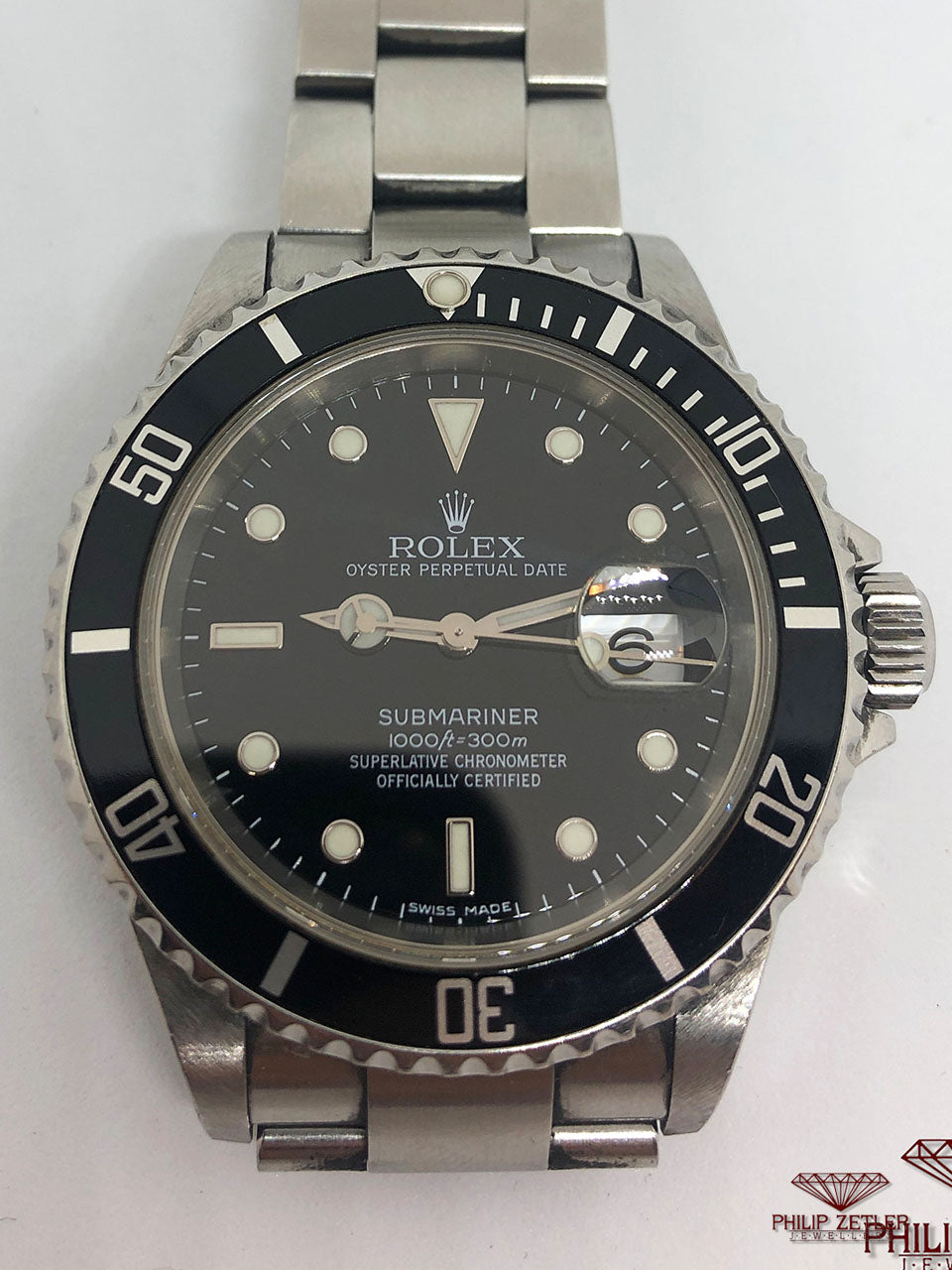 Rolex Submariner Date (2007) Reference 16610