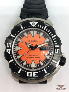 "Seiko Diver Automatic ""Orange Monster"""