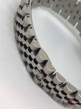 Load image into Gallery viewer, Rolex Datejust 18kt White Gold bezel & steel strap