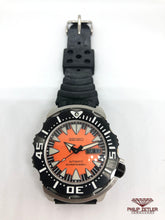 "Load image into Gallery viewer, Seiko Diver Automatic ""Orange Monster"""