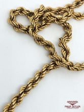 Load image into Gallery viewer, 9ct Gold Rope Neck Chain