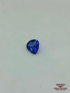 Pear Cut Tanzanite Stone (4.69ct)
