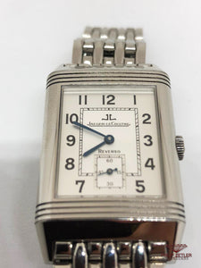 Jaeger Le-Coultre Reverso Stainless Steel