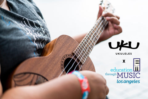 music education ukulele