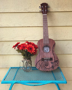 The Vacationer Concert Uke