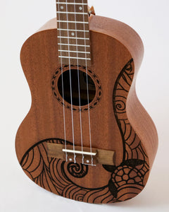 The Vacationer Tenor Uke