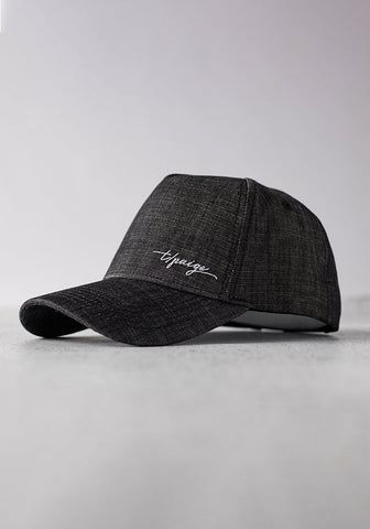 Crown Cap - Denim