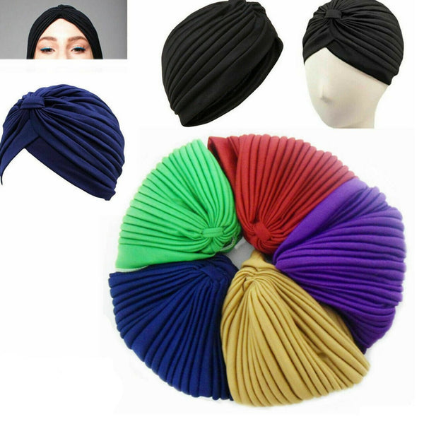 Ladies Turban Girls Afro Indian Style Head Wrap