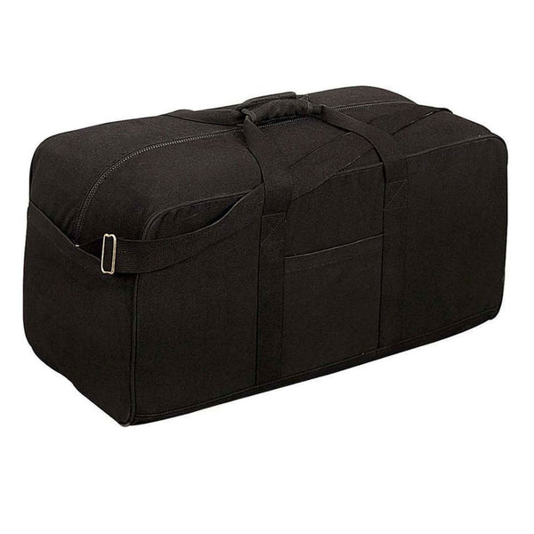 Extra Large Camping Tent Storage Bag - Black