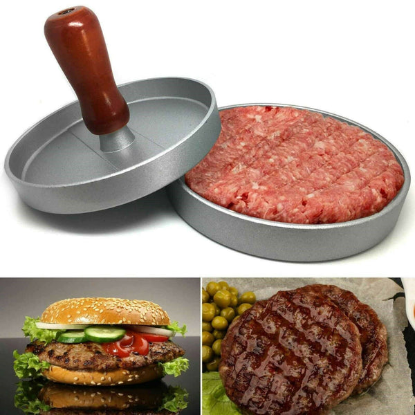Non Stick Hamburger Press Burger Meat Beef