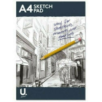 A4 100 Pages Sketch Book
