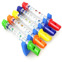 5Pcs Adjustable Bath Water Flutes Toy