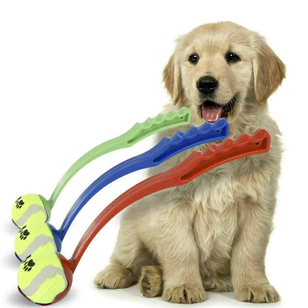 Dog Ball Thrower Launcher Dog Toy Floating Fetch