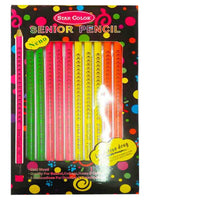 10 x Senor HB Pencils with Eraser