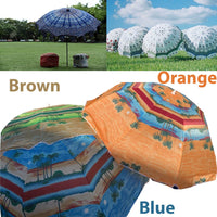 Garden Parasol Sun Shade Outdoor Patio Umbrella