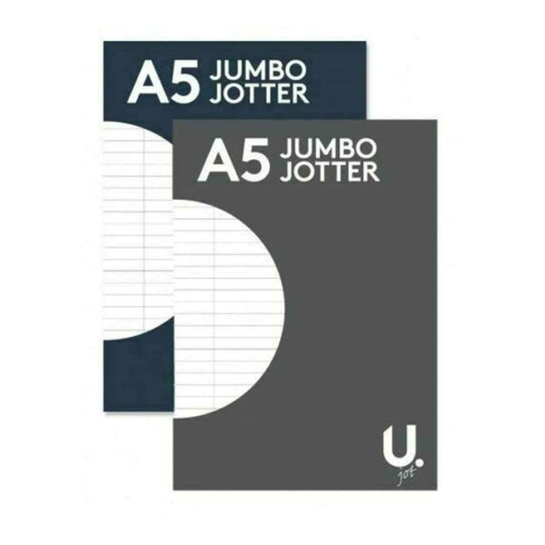A5 Jumbo Jotter Writing Pad 260 Pages