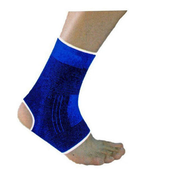 Elasticated Ankle Support Compression Bandage