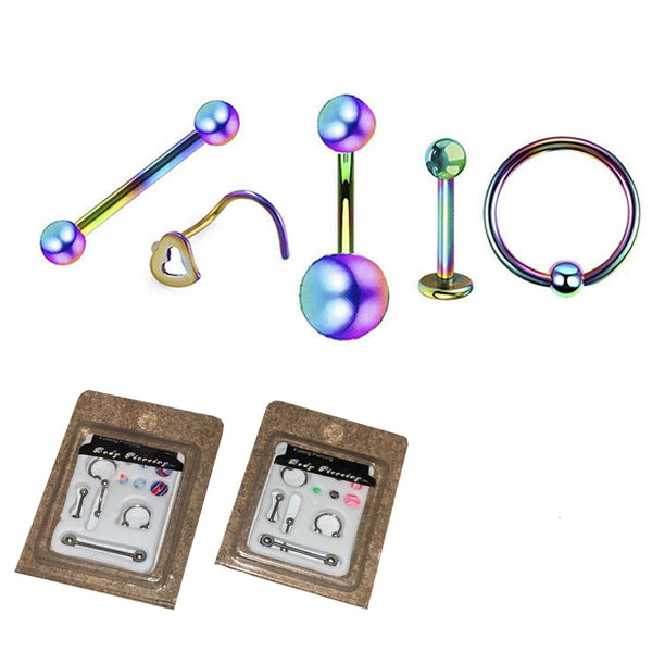 Body Piercing Jewellery Kit