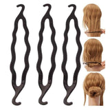 Hair Twist Styling Tool Hair Accessories - Pack of 2
