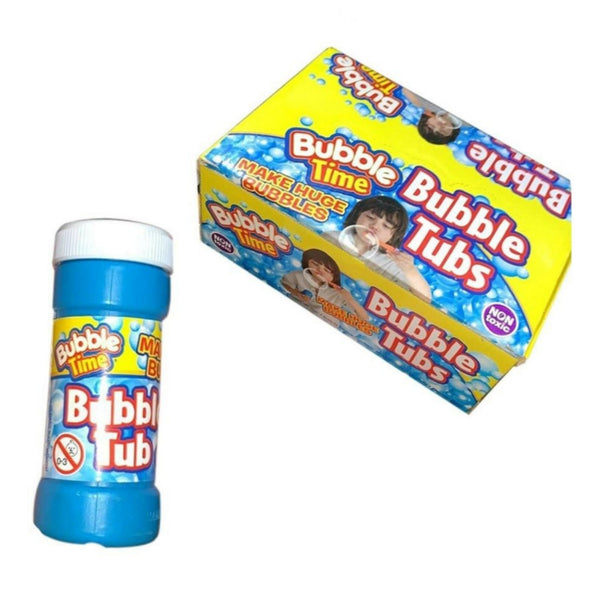 Bubble Tubs Birthday Party Loot Bag Filler
