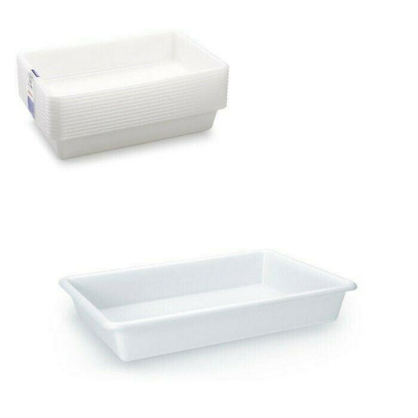 Sturdy Food Grade Catering Plastic Tray