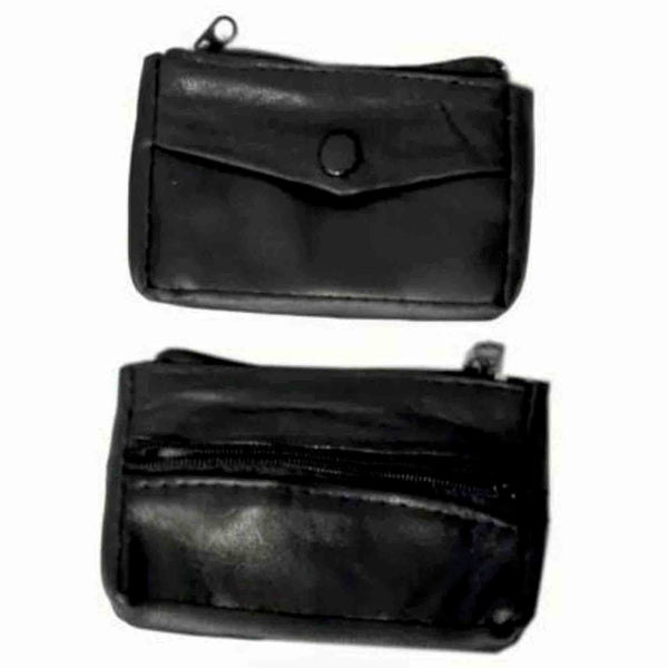 Women Real Leather Coin Pouch Purse Ladies