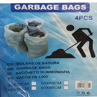 4Pcs Garbage Bags Trash Bags
