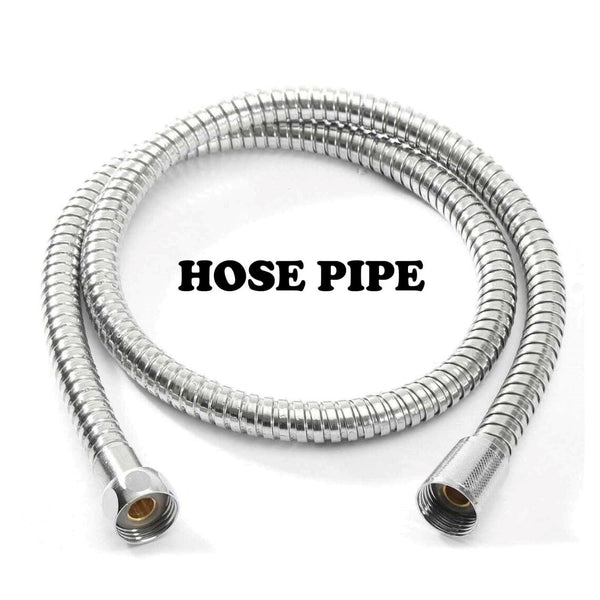 Stainless Steel Chrome Flexible Shower Hose Pipe