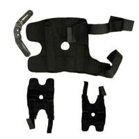 Knee Support Strap 2 Splint Hinged with Fasteners