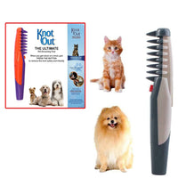Knot Out Pet Cat Grooming Trimmer