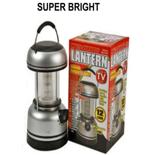 12 LEDs Multi Purpose Lantern Lamp
