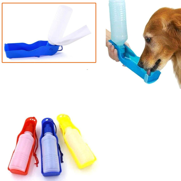 Portable 250ML Pet Drink Bottle