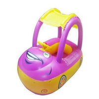 Inflatable Car Baby Buggy Horn Swim Seat